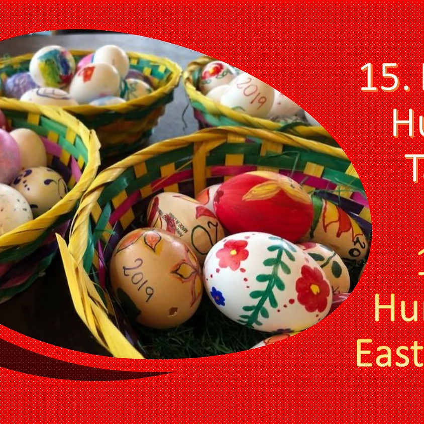 15. Magyar Húsvéti Tábor/15th Hungarian Easter Camp