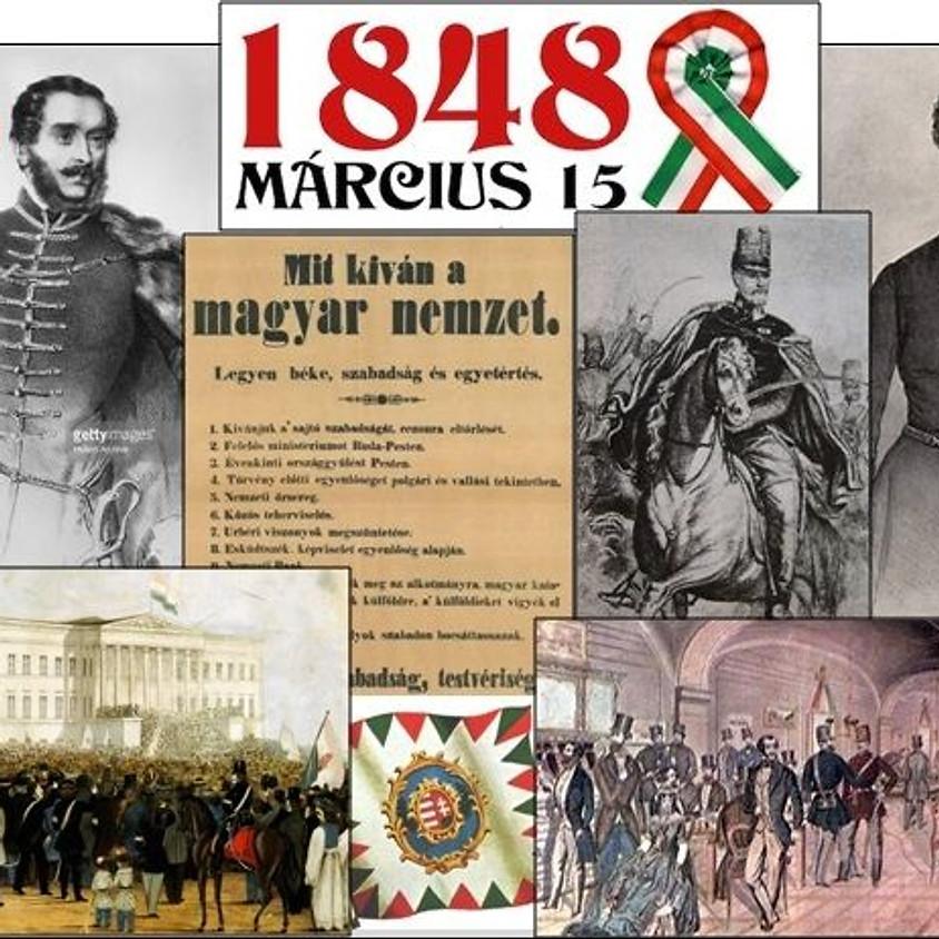 1848/49-es Forradalom és Szabadságharc/1848/49 Revolution and Independence War