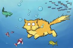 Puffer Cat Fish