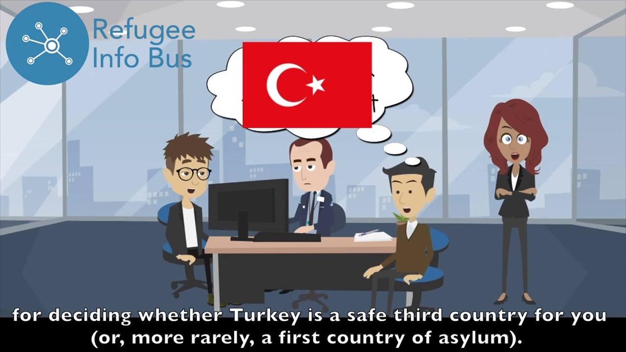 هذا الفيديو الخامس يشرح لماذا ليس لديك اتصال كافِ بتركيا