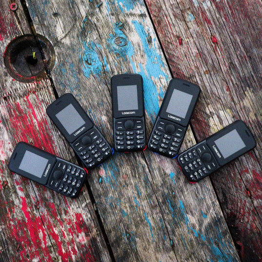 Basic Mobile Phones that are distributed