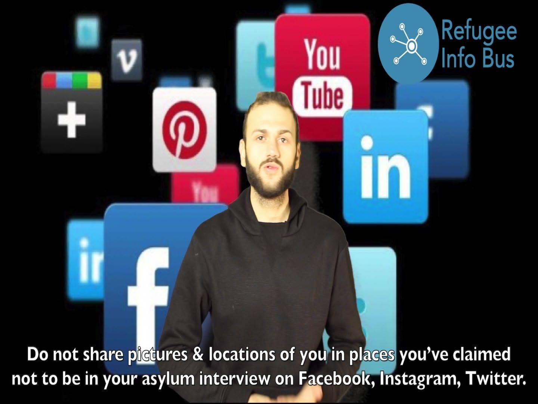 يلا نحكي:مواقع التواصل الاجتماعية