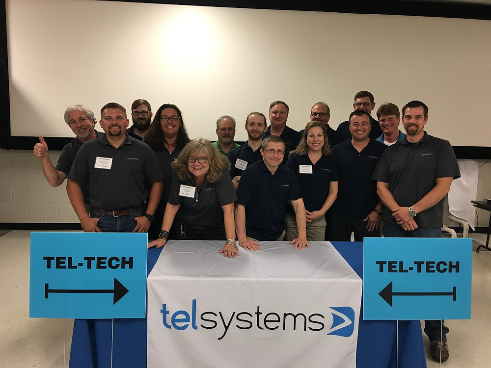 Thank you to all that participated in TEL-TECH 2017. Whether you came as an attendee or exhibitor, we appreciate that you took the time to be part of our event.