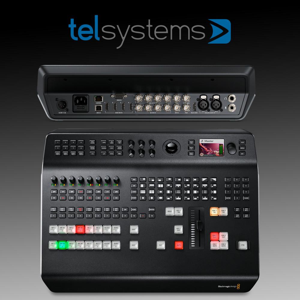 Blackmagic's ATEM Television Studio Pro HD