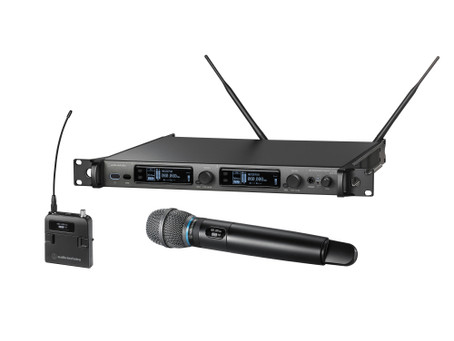 Have you checked your wireless mics ?
