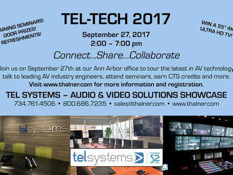 TEL-Tech 2017 .....Coming Soon !!