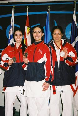 Canadian National Karate Champ 2004