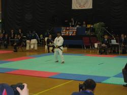 Wado Wrld champ in UK 2005