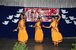 Intl Women's Day 090316 Prayer dance