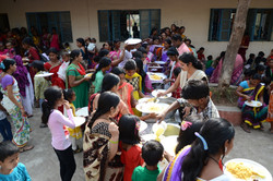 Intl Women's Day 090316 Lunch time