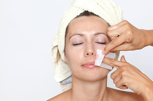Waxing treatments at The Day Spa by an experience beautician