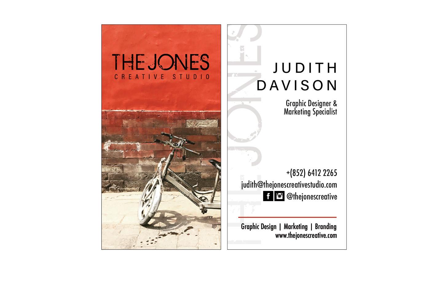 The Jones Creative Studio