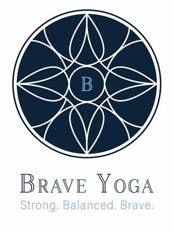 Brave Yoga logo
