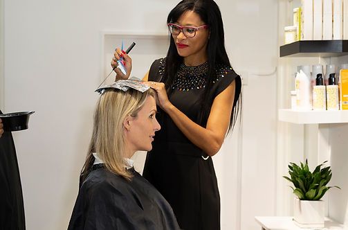 Hair treatments by an experienced specialist you can trust in the Aphrodite Hair Salon
