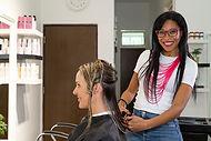 The Aphrodite Hair Salon