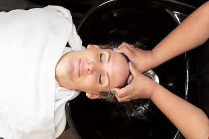 Bliss out to a relaxing hair wash