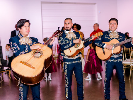 Mariachi's are not just for May Weddings