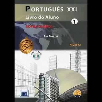Portugues XXI: Pack - Livro Do Aluno + CD - BEGINNERS