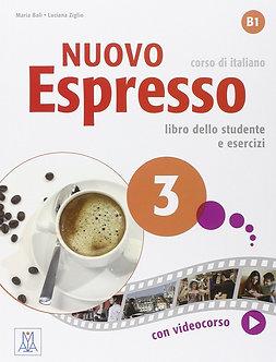 Nuovo Espresso: Libro studente + DVD-ROM 3 - ADVANCED