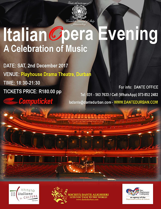 italian opera evening