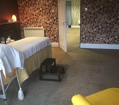 Treatment Room | Acupuncture Preston | Penwortham | Leyland | Chorley
