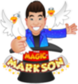 Magic Of Markson Logo