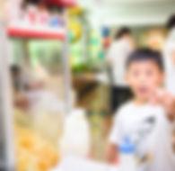 popcorn and candy floss machine rental singapore