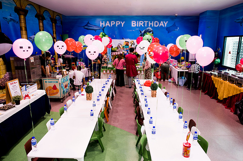Perfect Venue To Hold Your Child's Birthday Parties!