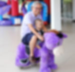 Kiddy Animal Rides For Rent Singapore