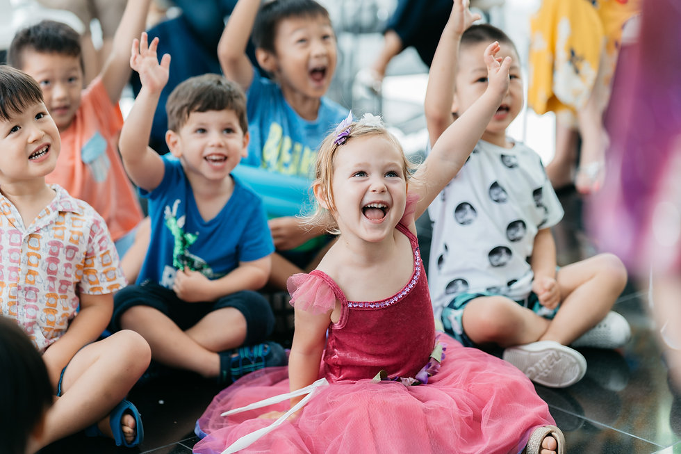 Singapore Kids Magic Show | Magic Of Markson Kids Party