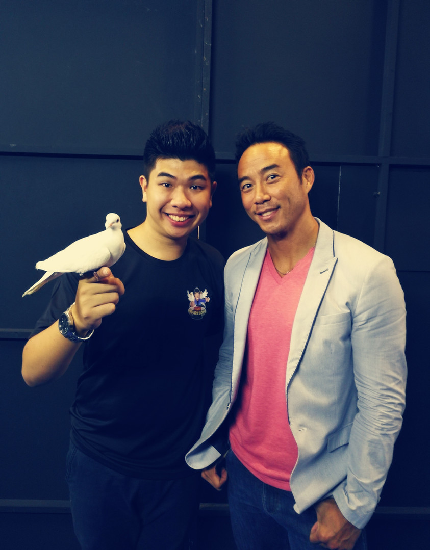 Magic Of Markson With Allen Wu