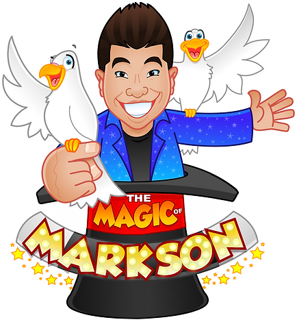 Magic Of Markson | Singapore Kids Party Magician