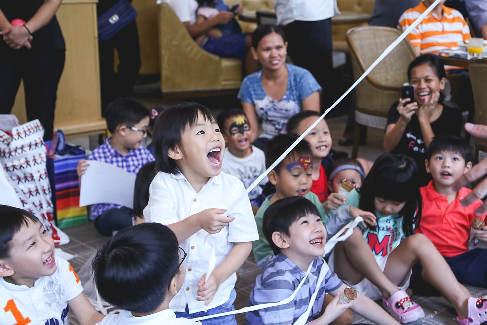 Singapore Kids Magic Show