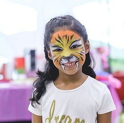 Face Painting Services For Children's Birthday Party!