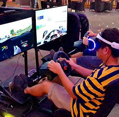Car Racing Machine For Rent