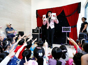 Birthday Party Magician Singapore