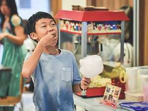 Popcorn & Candy Floss Machine Rentals In Singapore!