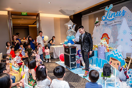 Magic Of Markson Kids Party Magic Show