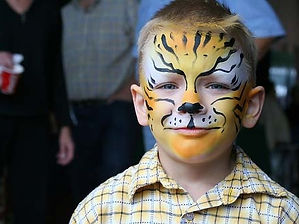 Face Painting Service For Children's Birthday Party
