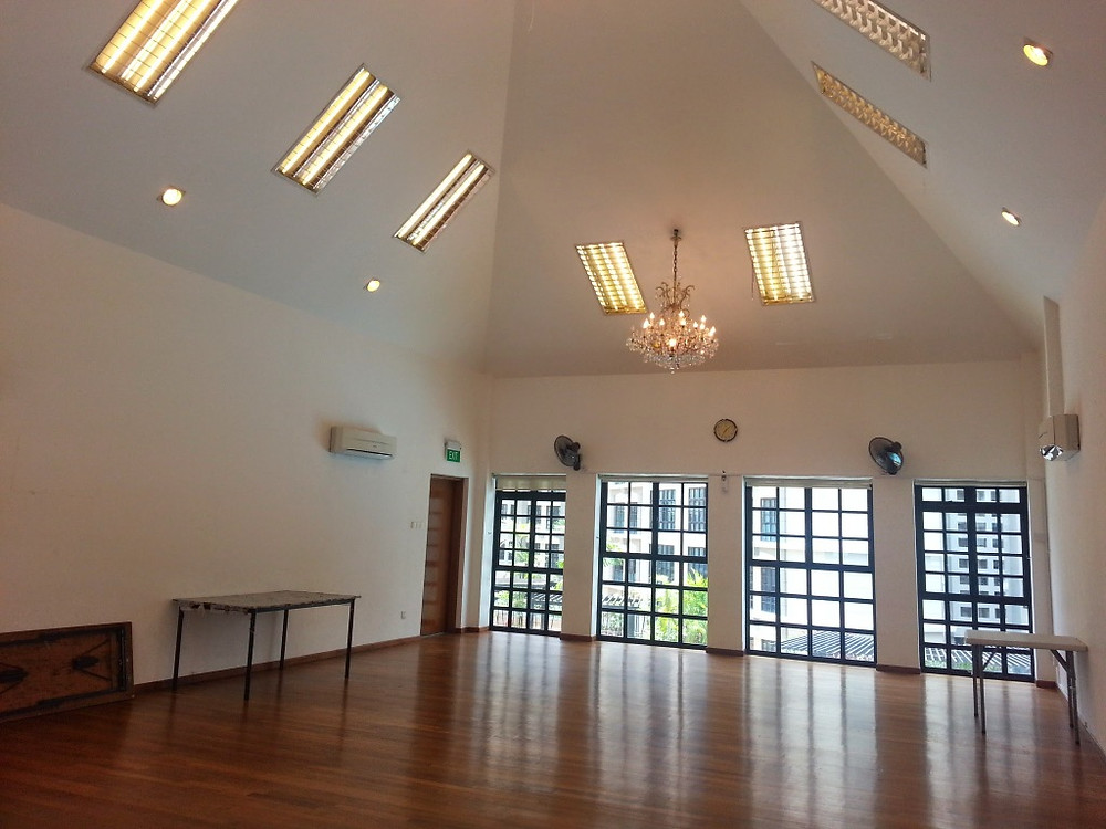 Chiltern Park Condo's Function Room