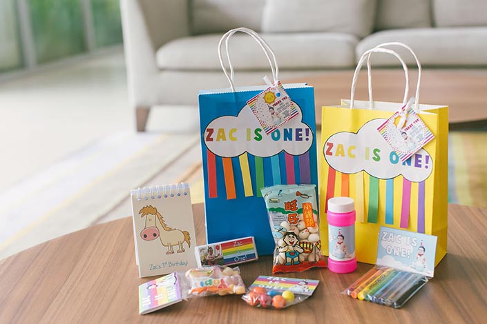 DIY Birthday Party's Goodie Bags That You Can Make At Home!