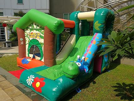 Singapore Cheapest Bouncy Castle Rental!