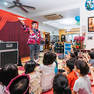 Singapore Birthday Party Magician, Magic Of Markson Kids Party