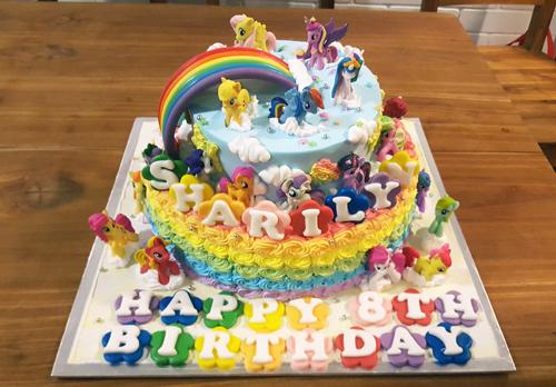 Birthday Cakes For Children's Birthday Parties!