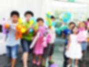 Balloon Sculpting For Children's Birthday Party