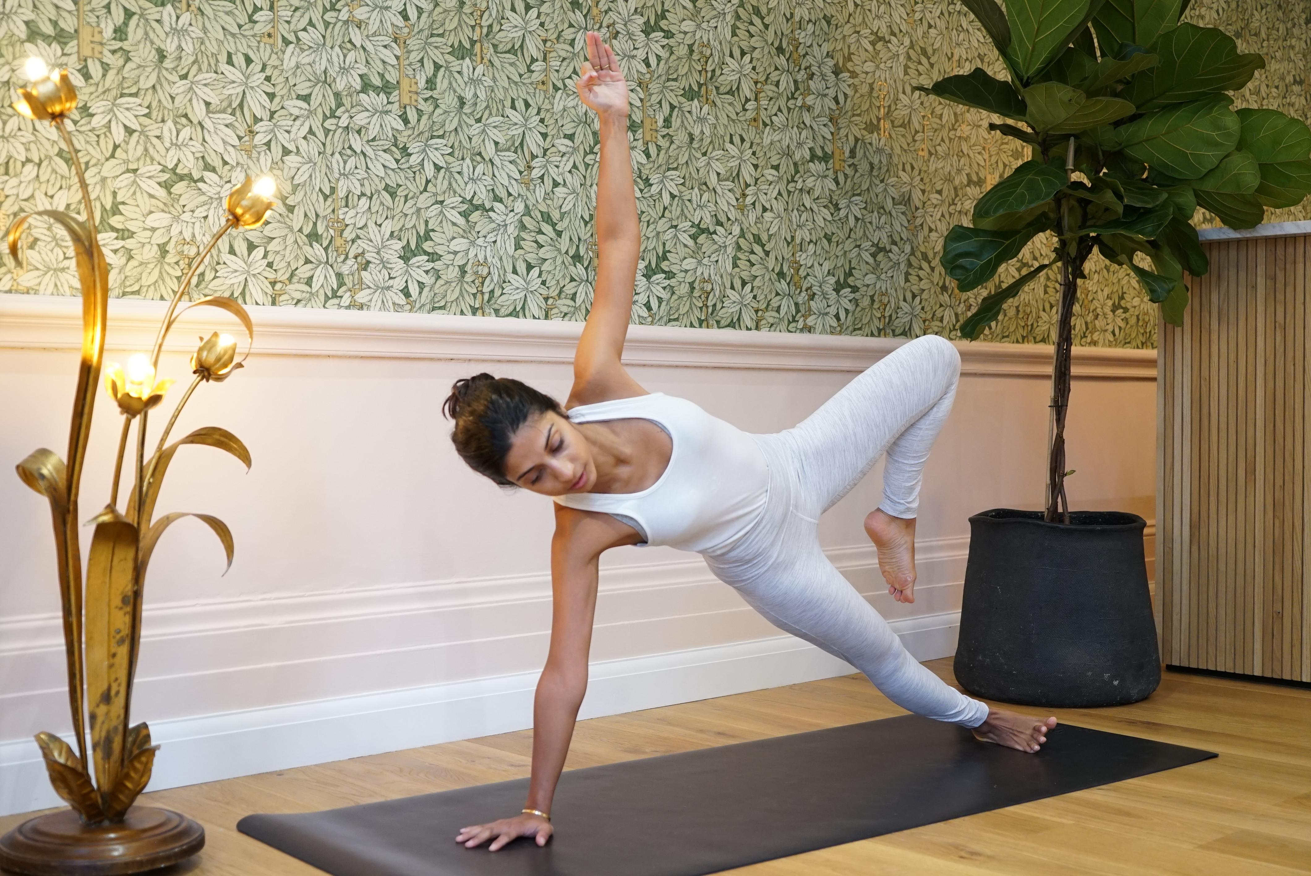 Online Yoga Master Class