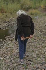 Alice-Marie, Rock-Hound    Colorado, USA
