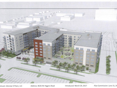 Chicago Cityscape: Napolitano digs in and vows to block new apartments in his ward