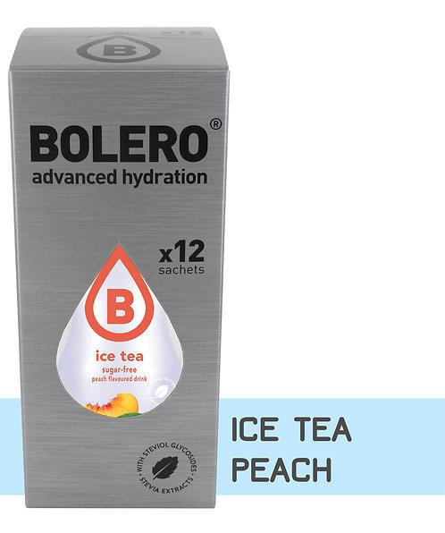 Bolero instant drank ICE TEA PERZIK