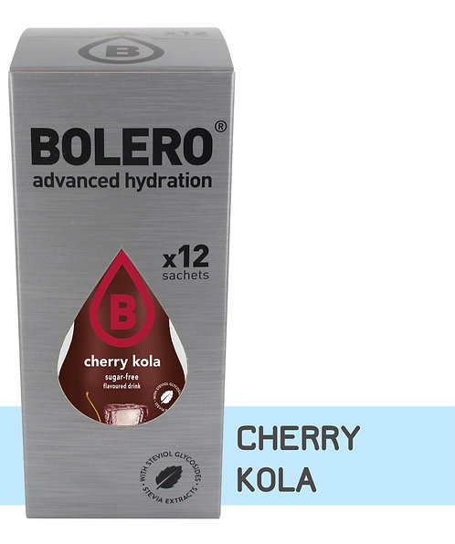 Bolero instant drank KOLA en KERS